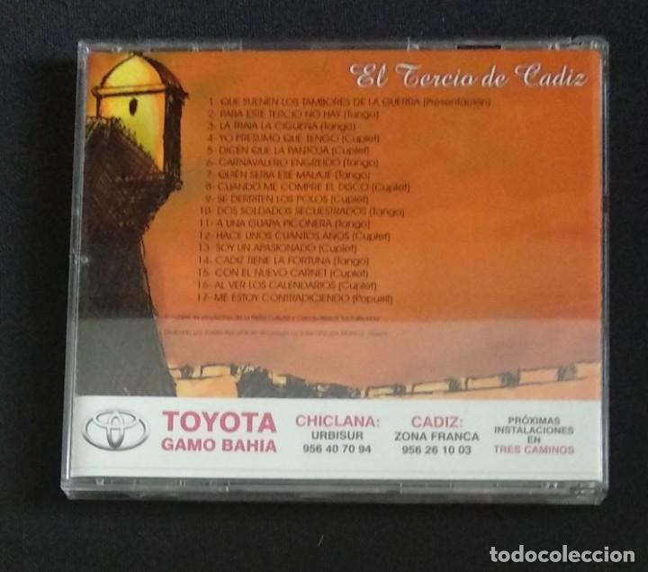 CDs de Música: Lote 2 CD coros 2006 y 2007 CARNAVAL CÁDIZ - Foto 6 - 175990862
