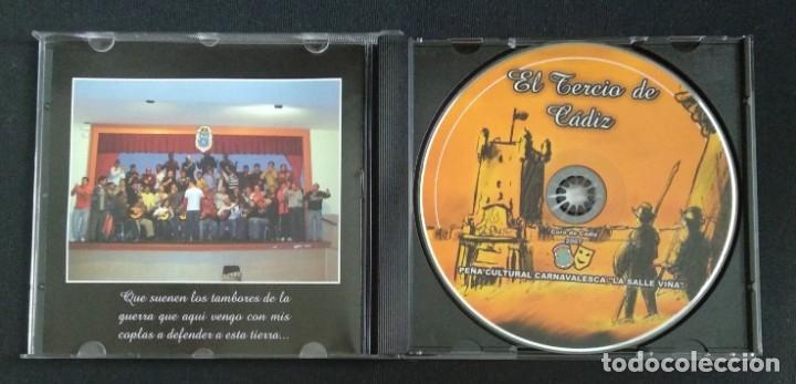 CDs de Música: Lote 2 CD coros 2006 y 2007 CARNAVAL CÁDIZ - Foto 7 - 175990862