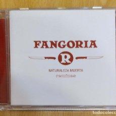 CDs de Música: FANGORIA (NATURALEZA MUERTA - REMIXES) CD 2010 - ALASKA. Lote 176018262