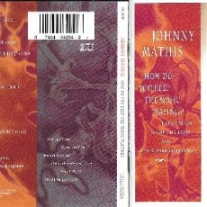 CDs de Música: JOHNNY MATHIS - HOW DO YOU KEEP THE MUSIC PLAYING?. Lote 176027557
