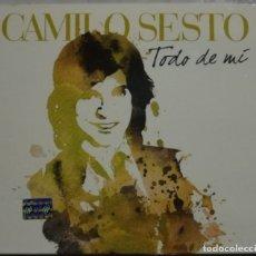 CDs de Música: CAMILO SESTO - TODO DE MI DEL AÑO 2010 MÉXICO (2XCD'S + DVD, MUY RARO). Lote 176035915
