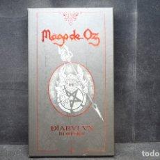 CDs de Música: MÄGO DE OZ - DIABULUS IN OPERA - 2 CD + 2 DVD + LIBRO. Lote 176077945