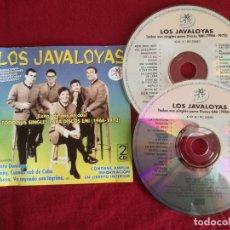 CDs de Música: JAVALOYAS, LOS - 1966 1972 - 2 X CD - TODOS SUS SINGLES PARA DISCOS EMI. Lote 176080137