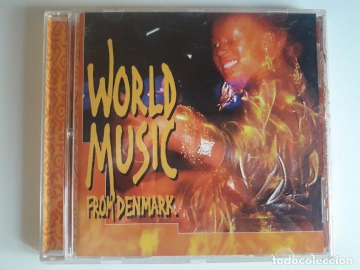 CD WORLD MUSIC FROM DENMARK (Música - CD's World Music)