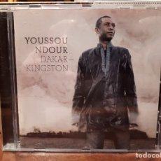 CDs de Música: YOUSSOU N´DOUR - DAKAR KINGSTON - 2010 - COMPRA MÍNIMA 3 EUROS. Lote 176103939