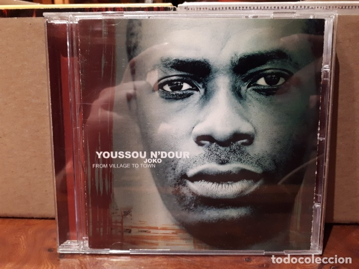 YOUSSOU N´DOUR - JOKO - FROM VILLAGE TO TOWN - 2000 - COMPRA MÍNIMA 3 EUROS (Música - CD's World Music)