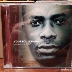 CDs de Música: YOUSSOU N´DOUR - JOKO - FROM VILLAGE TO TOWN - 2000 - COMPRA MÍNIMA 3 EUROS. Lote 176104142