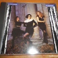 CDs de Música: CHICASSS FLAMENCO NIGHTS MAÑANA CD ALBUM DEL AÑO 1989 MERCURY ITALO DISCO MUY RARO CONTIENE 12 TEMAS. Lote 176122650