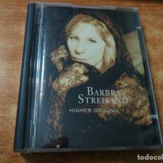 CDs de Música: BARBRA STREISAND HIGHER GROUND CELINE DION MINIDISC DEL AÑO 1997 NO CD MINI DISC CONTIENE 12 TEMAS. Lote 176128880
