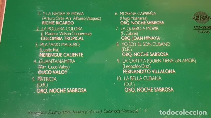 CDs de Música: CALIENTE !! 30 ÉXITOS TROPICALES / SALSA-MERENGUE-CUMBIA / PACK 3 CDS DE LUJO. - Foto 3 - 176155348