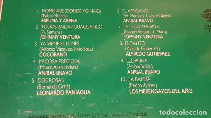 CDs de Música: CALIENTE !! 30 ÉXITOS TROPICALES / SALSA-MERENGUE-CUMBIA / PACK 3 CDS DE LUJO. - Foto 4 - 176155348