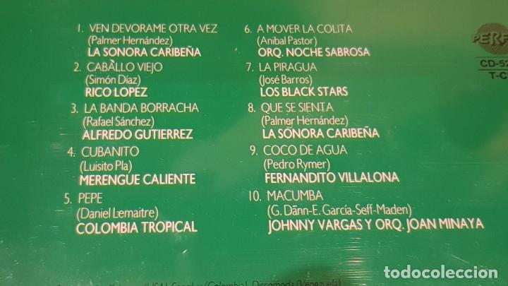 CDs de Música: CALIENTE !! 30 ÉXITOS TROPICALES / SALSA-MERENGUE-CUMBIA / PACK 3 CDS DE LUJO. - Foto 5 - 176155348