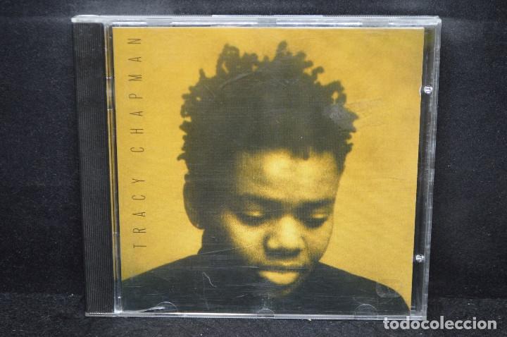 TRACY CHAPMAN - TRACY CHAPMAN - CD (Música - CD's Pop)