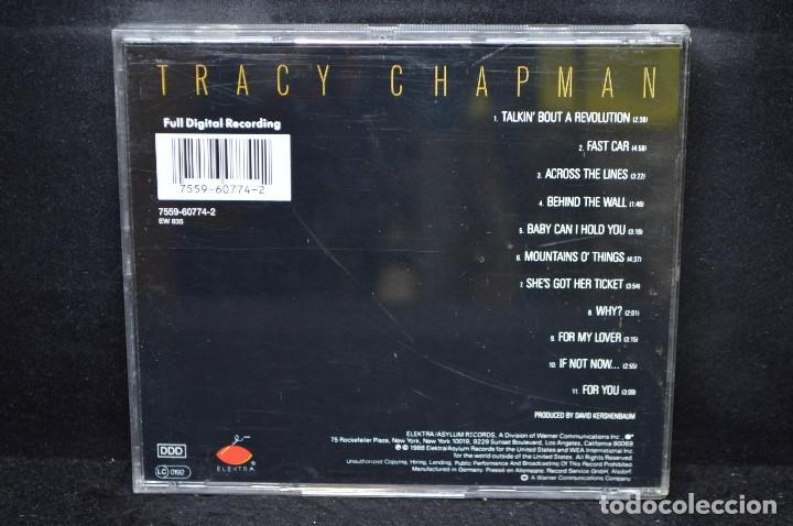 CDs de Música: TRACY CHAPMAN - TRACY CHAPMAN - CD - Foto 2 - 176156450