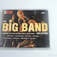 CDs de Música: THE BIG BAND COLLECTION 2X CD. Lote 176158889