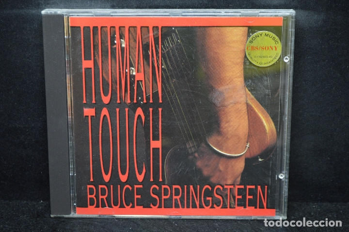 BRUCE SPRINGSTEEN - HUMAN TOUCH - CD (Música - CD's Rock)