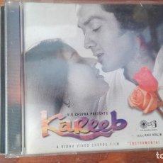 CDs de Música: CD KAREEB INSTRUMENTAL CD. Lote 176159329
