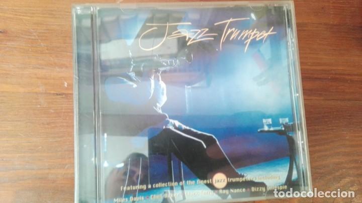 CD JAZZ TRUMPET MILES DAVIS ETC (Música - CD's Jazz, Blues, Soul y Gospel)