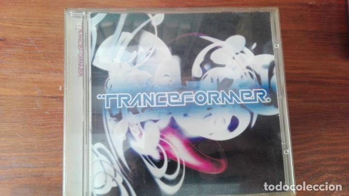 CD TRANCEFORMER (Música - CD's Techno)