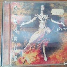 CDs de Música: ROSARIO - SIENTO - CD. Lote 176161212