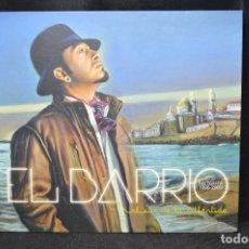 CDs de Música: EL BARRIO - AL SUR DE LA ATLANTIDA - DISCOGRAFIA 1996-2009 - 9 CD + DVD. Lote 176162278