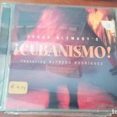 CDs de Música: CD JESUS CUBANISMO. Lote 176162304