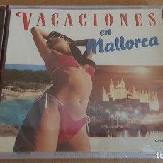 CDs de Música: VACACIONES EN MALLORCA / CD / DIVUCSA - 1990 - 20 TEMAS / PRECINTADO.. Lote 176168299