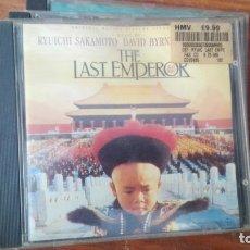CDs de Música: THE LAST EMPEROR CD. Lote 176168747