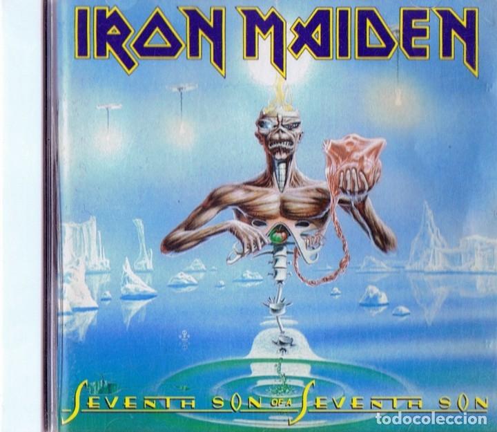 IRON MAIDEN SEVENTH SON OF A SEVENTH SON (Música - CD's Heavy Metal)