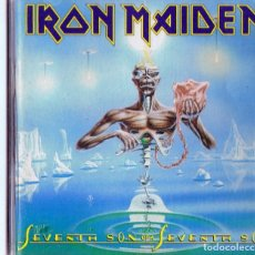 CDs de Música: IRON MAIDEN SEVENTH SON OF A SEVENTH SON . Lote 176169445