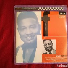 CDs de Música: LOWELL FULSON - THE COMPLETE CHESS MASTERS VOL. 1. Lote 176170933