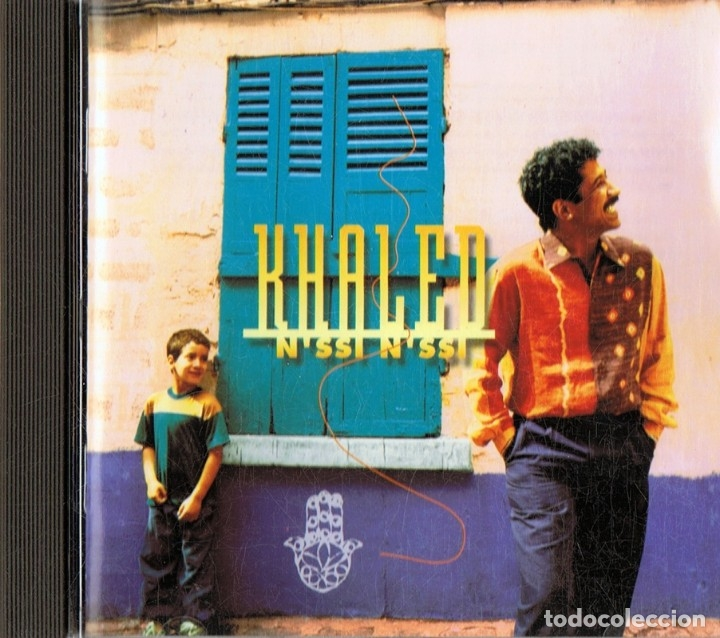 KHALED N´SSI N´SSI (Música - CD's World Music)