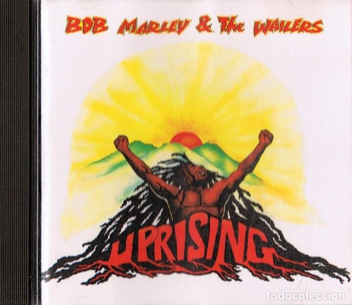 BOB MARLEY & THE WAILERS UPRISING (Música - CD's Reggae)