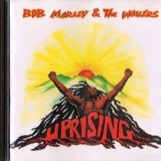 CDs de Música: BOB MARLEY & THE WAILERS UPRISING. Lote 176173605