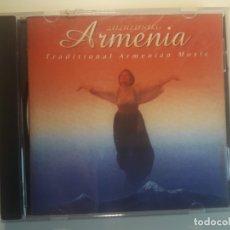 CDs de Música: CD ARMENIA - TRADITIONAL ARMENIAN MUSIC. Lote 176187088