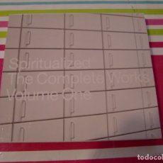 CDs de Música: SPIRITUALIZED - THE COMPLETE WORKS VOLUME ONE (2XCD, COMP, COPY PROT.) . Lote 176187217