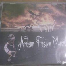 CDs de Música: CD .- ANDEAN FUSION MUSÍC - AÑO 2011 . 17 TEMAS , VER TITULOS. Lote 176191177