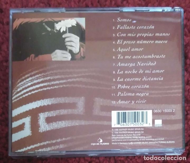 CDs de Música: CHAVELA VARGAS (SOMOS) CD 1996 - Foto 2 - 176197872