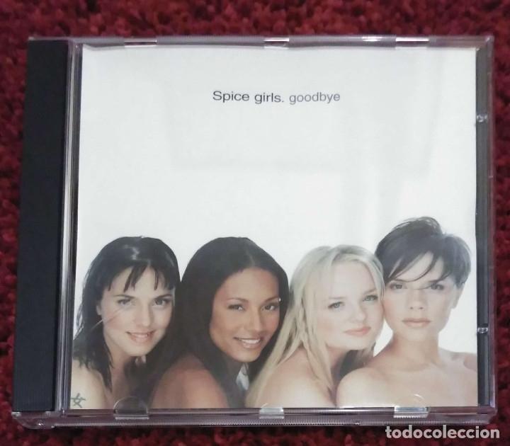 SPICE GIRLS (GOODBYE) CD SINGLE CANADA 1998 (4 TEMAS) (Música - CD's Pop)