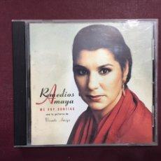 CDs de Música: REMEDIOS AMAYA/ ME VOY CONTIGO.. Lote 289688698