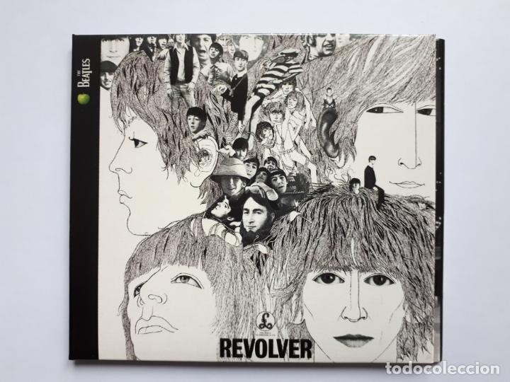 The Beatles - Revolver - Apple Records - 2013
