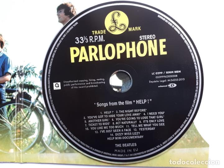 CDs de Música: The Beatles - Help! - Apple Records - 2013 - Foto 3 - 176236478