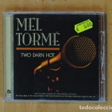 CDs de Música: MEL TORME - TWO DARN HOT - CD. Lote 176242363