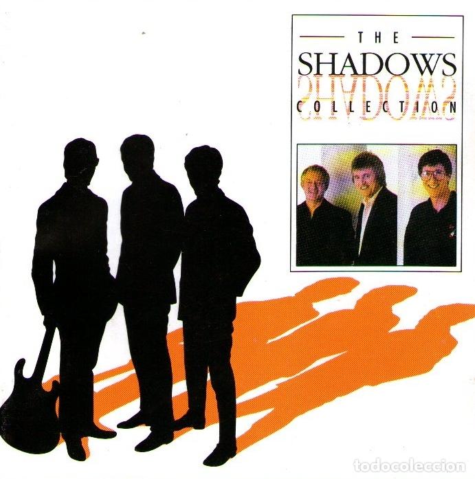 6 CDS ALBUM: THE SHADOWS - THE SHADOWS COLLECTION - 112 TRACKS - READER'S DIGEST / EMI 1991 (Música - CD's Melódica )