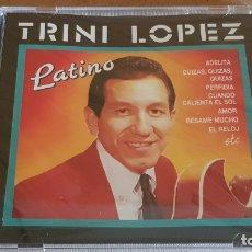 CDs de Música: TRINI LOPEZ / LATINO / CD - PERFIL / 14 TEMAS / PRECINTADO.. Lote 176281293