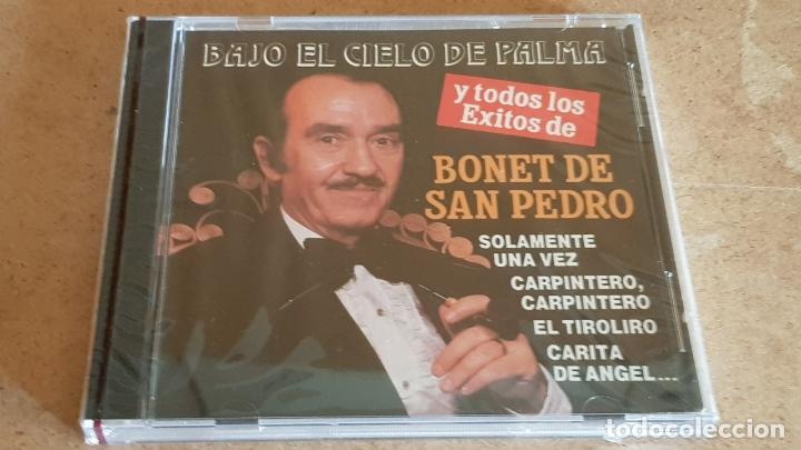 BONET DE SAN PEDRO / BAJO EL CIELO DE PALMA / CD - PERFIL / 15 TEMAS / PRECINTADO. (Música - CD's Melódica )