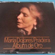 CDs de Música: MARIA DOLORES PRADERA : ALBUM DE ORO - 2 CD. Lote 176309125