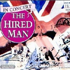 CDs de Música: THE HIRED MAN (ORIGINAL CAST) (2 CDS) MUSIC AND LYRICS BY HOWARD GOODALL. Lote 176325978