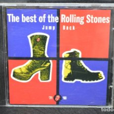 CDs de Música: THE ROLLING STONES - THE BEST OF THE ROLLING STONES JUMP BACK - CD. Lote 176326617