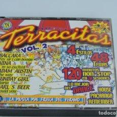 CDs de Música: TERRACITAS VOL 2 3XCD . Lote 176337694
